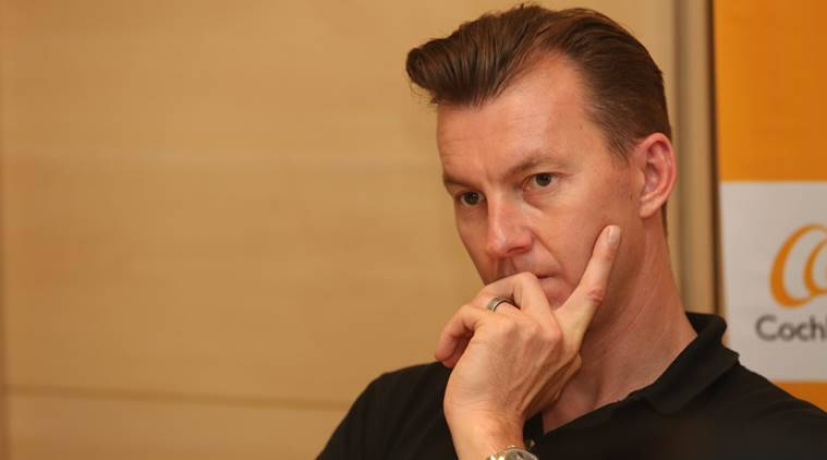 Brett Lee, Brett Lee Australia, Australia Brett Lee, Brett Lee news, Brett Lee updates, sports news, cricket, Indian Express