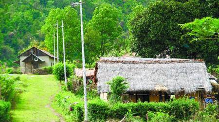 Last electrified village in India pleads Manipur CM for basic infrastructure