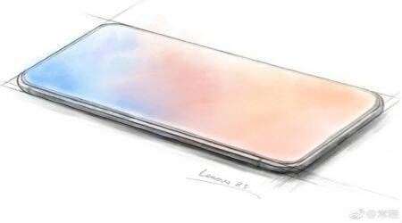 Lenovo Z5 could be the world's first true bezel-less smartphone