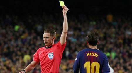 Barcelona vs Real Madrid, El Clasico: Lionel Messi 'put pressure on referee', says Sergio Ramos
