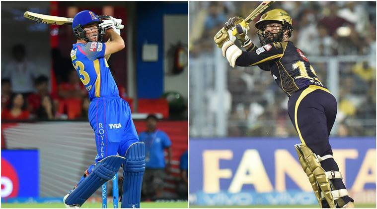 IPL 2018: KKR Vs RR Match Highlights Review, Points Table Ranking