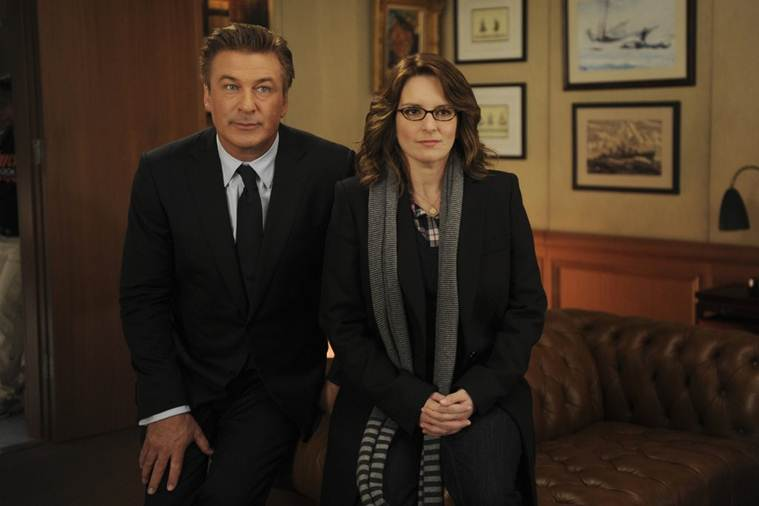 30 rock actors tina fey and alec baldwin