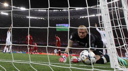 Not just Loris Karius: Seven goalkeepers who also goofed on the big stage