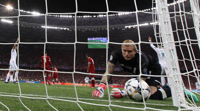 2b2bdd25e39 Not just Loris Karius  Seven goalkeepers who also goofed on the big ...