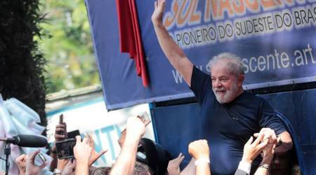 Brazil's Lula, Workers Party leader hit by new corruptioncharges