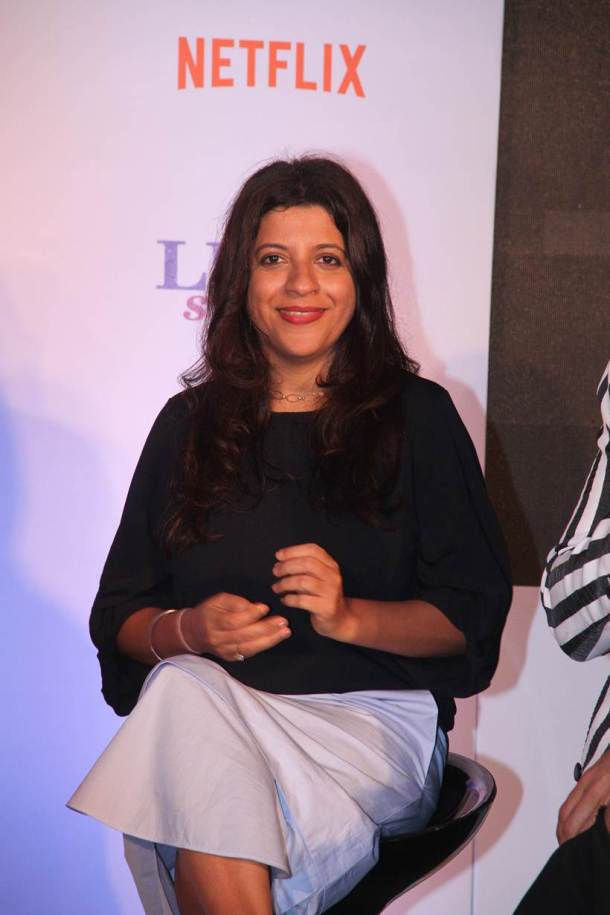 zoya akhtar is one of the directors of lust stories