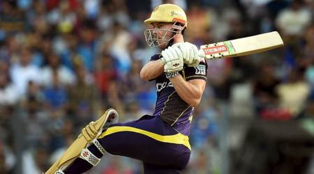 IPL 2018, Indian Premier League, Chris Lynn, Chris Lynn news, Chris Lynn runs, Chris Lynn matches, Chris Lynn KKR, Kolkata Knight Riders, sports news, cricket, Indian Express