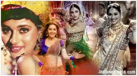 Madhuri Dixit: The 'Dhak Dhak' girl who danced her way into our hearts