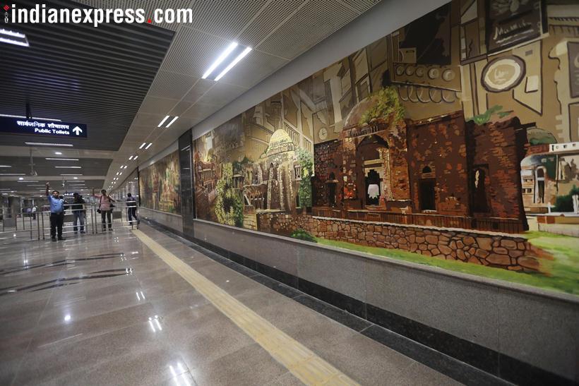 Sneak peek: Delhi Metro's full Magenta line opens, Noida-Gurugram travel time cut by 30 mins