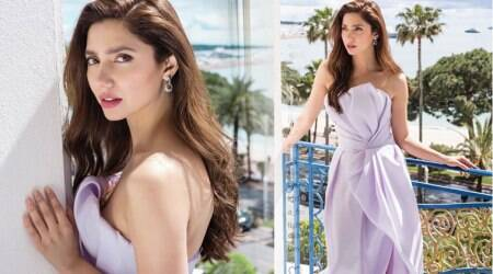 Cannes 2018: Mahira Khan in this gorgeous lavender gown is the epitome of elegance