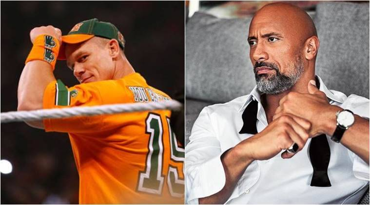John Cena and Dwayne Johnson are teaming up for the film The Janson Directive