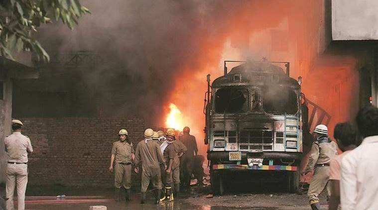 Malviya Nagar fire rages for over 16 hours: Ten things you should know about it