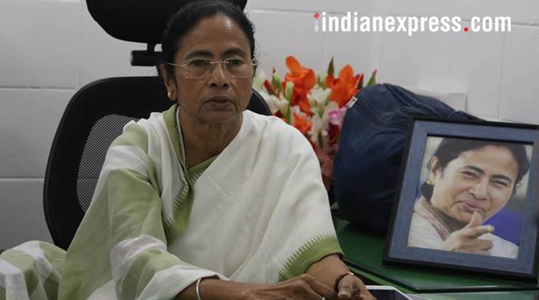West Bengal Chief Minister and Trinamool chief Mamata Banerjee described the BJP as a militant organisation that spreads hatred. (Express file photo/Renuka Puri)