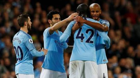 Manchester City earn record-breaking farewell for YayaToure