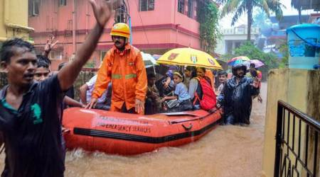 Mangaluru heavy rain: Cyclone Mekunu hits coastal Karnataka; several areas flooded, NDRF on alert