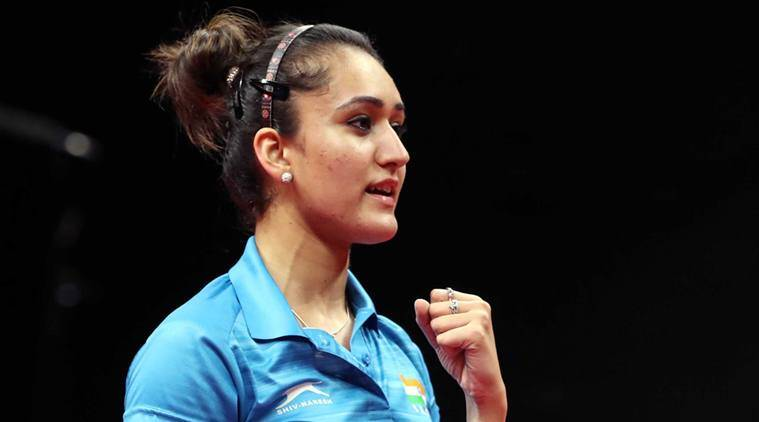 Manika Batra, Massimo Costantini, Sharath Kamal, Sathiyan, sports news, table tennis, Indian Express