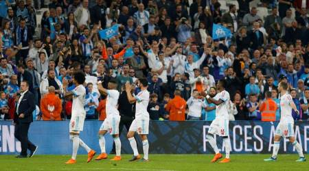 Marseille hit with suspended European ban for crowd trouble