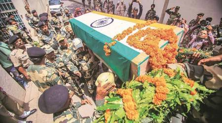 Major Kaustubh Rane's mortal remains flown to Mumbai residence