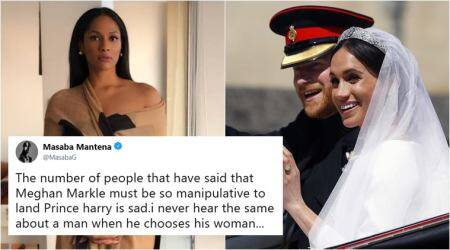 Royal Wedding 2018: Masaba Gupta hits out at trolls who called Meghan Markle 'manipulative'
