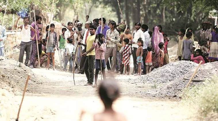 sitapur dog attack, uttar pradesh dog attack, up kids mauled by dogs, Bhagautipur village