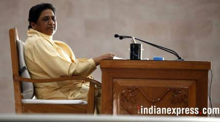 Notice to vacate bungalow: Mayawati sends keys via post, officials say not of allotted house