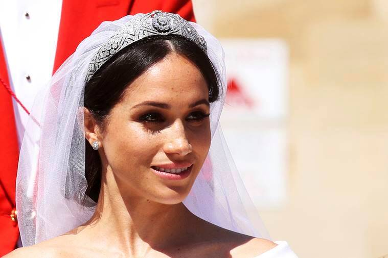 meghan markle, duchess of sussex, british monarchy, british monary meghan markle, british monarchy duchess of sussex profile, lifestyle news, royal wedding, royal wedding 2018, indian express