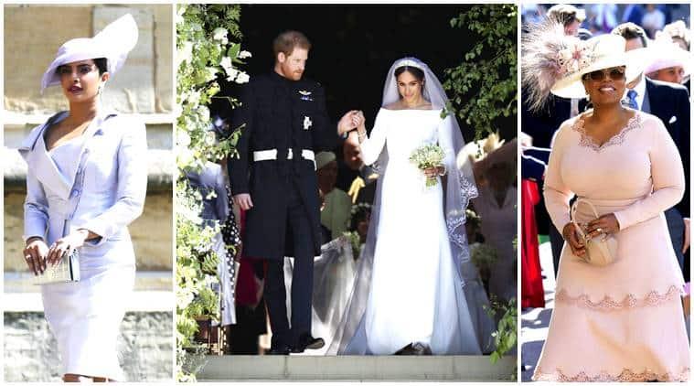 Oprah Winfrey Royal Wedding.Royal Wedding 2018 Priyanka Chopra To Oprah Winfrey All The Guests