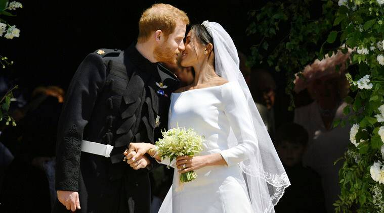 Image result for the royal wedding meghan and harry