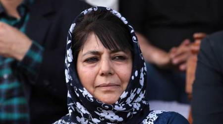 CM Mehbooba Mufti 'forgets' Governor N N Vohra during PM Modi event
