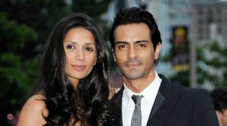 Who is Arjun Rampal's wife Mehr Jesia?