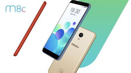 Meizu M8c with 18:9 display launched in Russia: Price, specifications and features