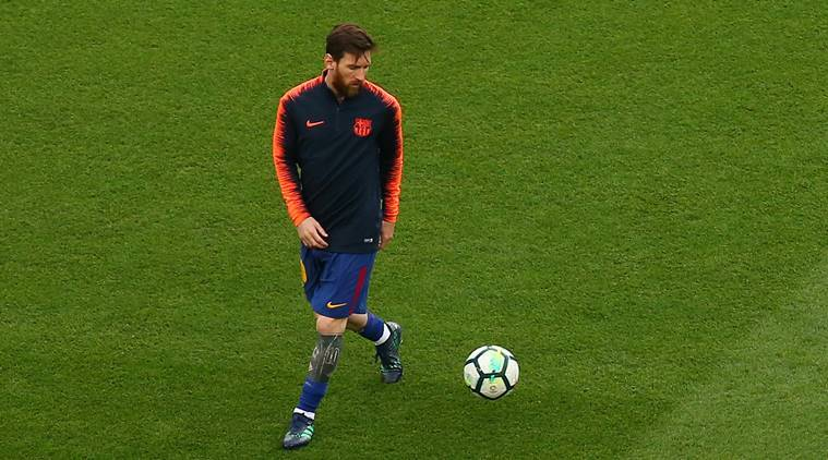 I'm not interested in being the best in history - Messi