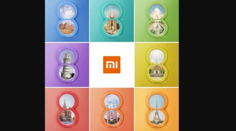 Mi 8, Xiaomi Mi 8, Mi 8 launch May 31, Xiaomi Mi 8 launch event, how to watch Mi 8 launch, Mi 8 price in India, Mi 8 specifications, Mi 8 SE, Mi 8 SE price in India, Mi 8 SE specifications, Mi Band 3, Mi Band 3 specifications, Mi Band 3 price in india, MIUI 10