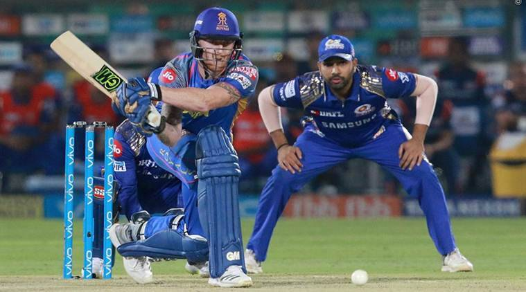 IPL 2018: Match 47, Mumbai Indians vs Rajasthan Royals - Statistical Highlights