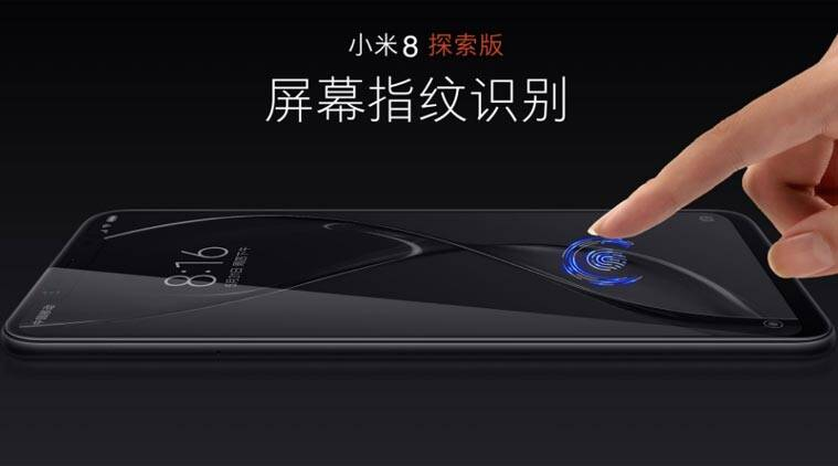 Xiaomi Mi 8 Couldn't Not Hold It Off For Another Day