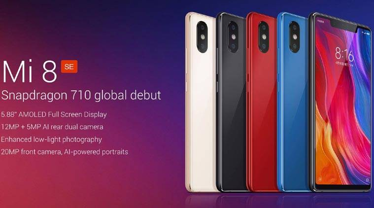 Mi 8 Explorer Edition, Xiaomi Mi 8 Explorer Edition price, Mi 8 Explorer Edition specifications, Mi 8 SE, Mi 8 SE price in India, Mi 8 SE specifications, Android