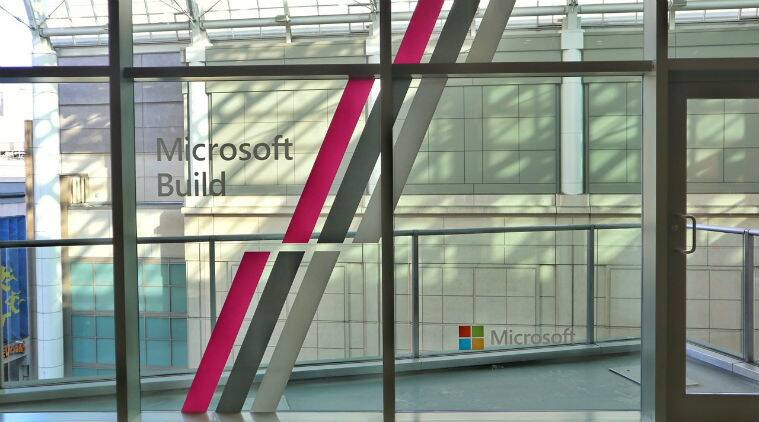 Build 2018, Microsoft Build 2018, Satya Nedella, Windows 10, Your Phone app for Windows 10, Azure, DJI Build 2018, Qualcomm Build 2018, Alexa Cortana integration, iOS, Android, Windows 10 timeline, Microsoft HoloLens Microsoft Layout Microsoft Remote Assist, Mixed Reality