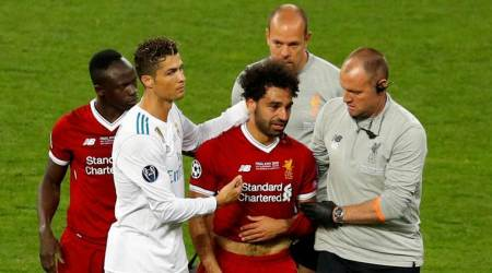 Egypt's Mohamed Salah a doubt for World Cup, says Liverpool manager Jurgen Klopp