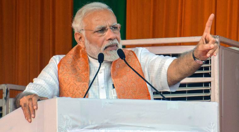 Development is the only answer to all sort of violence: PM Modi in Chhattisgarh