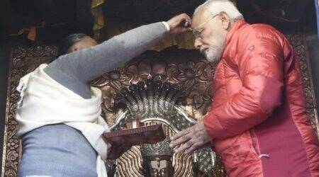 Modi in Nepal: PM visits iconic Muktinath temple, first world leader to offer prayers there