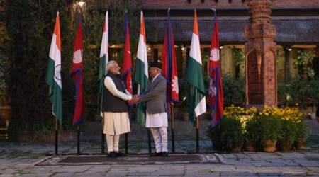 PM Modi in Nepal: India offers Rs 100-cr aid, bus service to Nepal