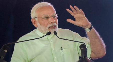 PM Narendra Modi: 10 crore LPG connections given in four years against 13 crore since independence