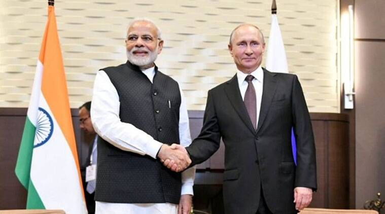 Putin, Putin India visit, putin modi, narendra modi, putin in india, Vladimir Putin India, India Russia annual bilateral summit, India news, Indian Express, latest news