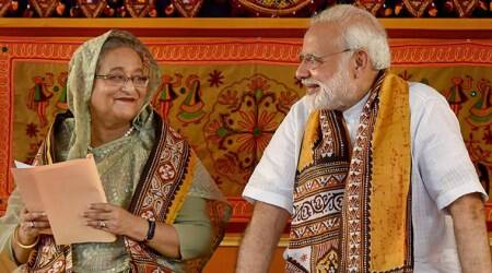 PM Modi reiterates strength of Indo-Bangladesh relations; Sheikh Hasina remembers Tagore