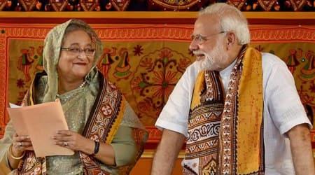 PM Modi reiterates strength of Indo-Bangladesh relations; Sheikh Hasina remembers Tagore