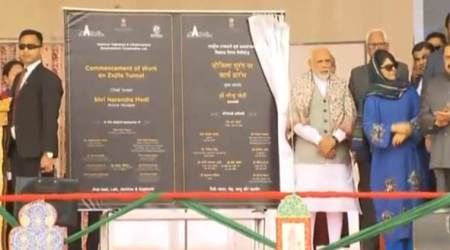 PM Modi inaugurates Zojila tunnel project in Leh: All you need to know about India's longest tunnel