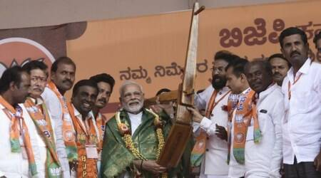 Karnataka elections: PM Modi digs into history to claim Congress insulted Army