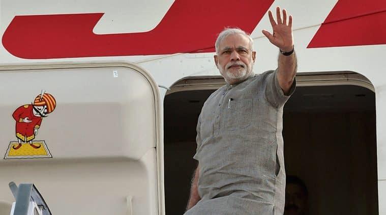 Narendra Modi, Modi Singapore visit