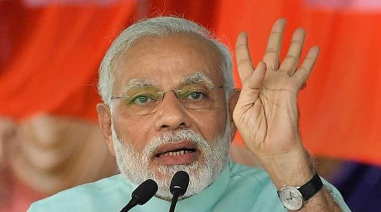 Fulfill Mahatma Gandhi's wish of 'disbanding' Congress Party: PM Modi in Karnataka