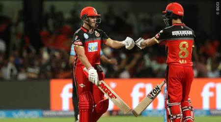 IPL 2018 Live, RCB vs SRH: Pandey, Williamson dominate RCB bowling